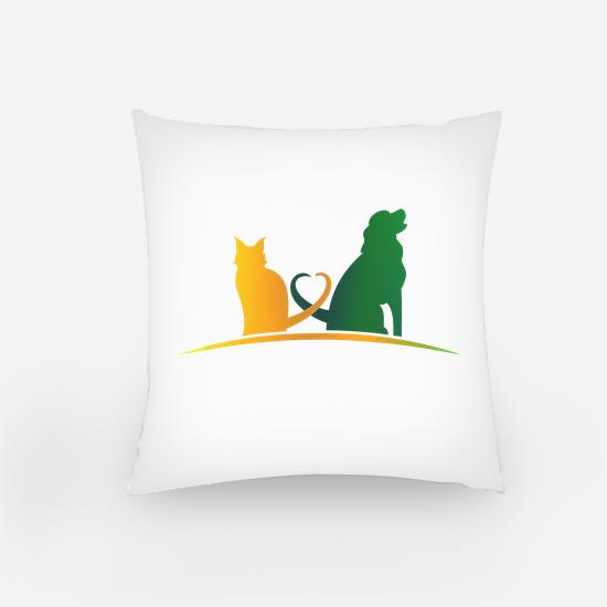 Bantal Cat and Dog - 90K