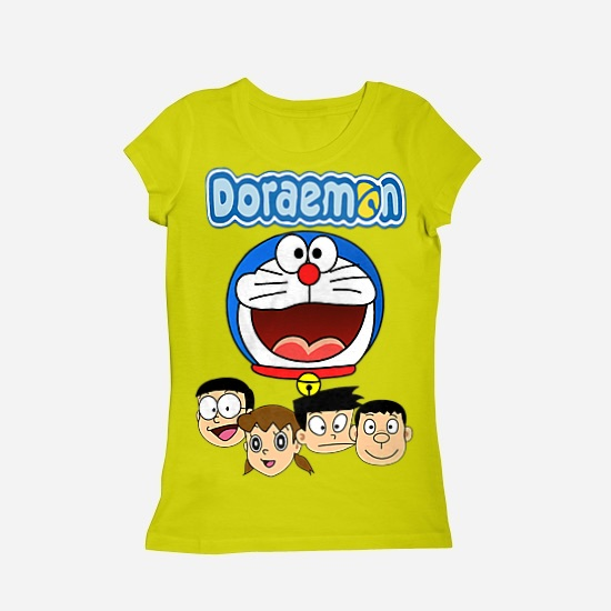 Kaos Doraemon 105K