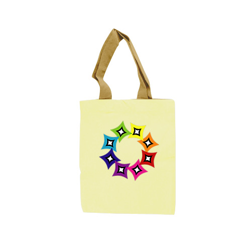 Tote Bag Box Rainbow - 104K