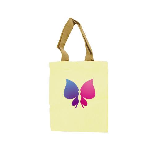 Tote Bage Art Butterfly 104K